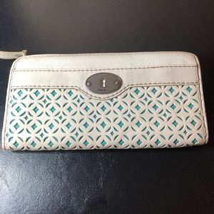 Fossil Marlow Zip clutch/wallet